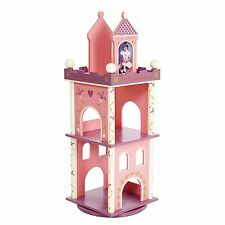 Levels of Discovery Levels Of Discovery Princess Revolving Bookcase Pink/Purple.