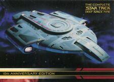 Complete Star Trek Deep Space Nine Promo Card P3