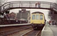 PHOTO  BINGHAM RAILWAY STATION NOTTINGHAMSHIRE 1983