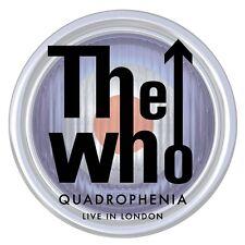 THE WHO - QUADROPHENIA-LIVE IN LONDON (LTD.SUPER DELUXE) 4 CD + DVD NEUF