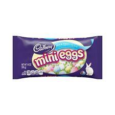 CADBURY Mini Eggs Milk Chocolate Crisp Shell Candy Easter Spring Limited edition