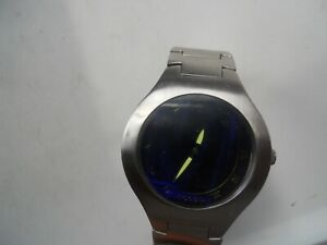 Fossil men's quartz,battery,stainless & water resist Analog dress watch.Jr-7978.