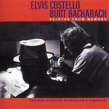 Painted From Memory - Elvis Costello CD MERCURY