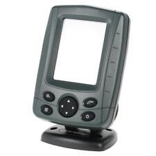 "Portable 3.5"" LCD Fish Finder Outdoor Fishing Sonar Sensor Fishing Finder Alarm"