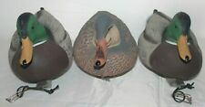 Avery Greenhead Gear Hot Buy Mallard Hen/Drake DECOY DUCKS Lot of 3
