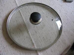 Silit Glasdeckel - 28 cm - für wok-Pfanne Bratpfanne