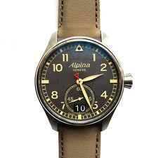 Alpina startimer piloto Big date reloj hombre al-280bgr4s6 PVP 750,-