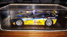 Spark 1/43 Corvette C6R #34 24 hours of Spa 2006 S0177