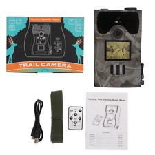 SunTek TCM16C 16MP 850NM HD 1080P 90° Video Wildlife IR Trail Hunting Camera SW1