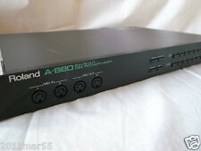 Roland A-880 8 IN/8 Midi Patcher/Mixer Midi Patchfeld Rack Unit