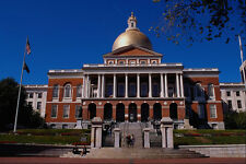 526047 State House Capitol Building A4 Photo Print