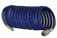 Tubo spiralato per compressore aria compressa da mt 10 misura 8x10 ad innesto