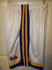 UCLA Bruins Basketball White Blue Shorts Mens Size Small NWT