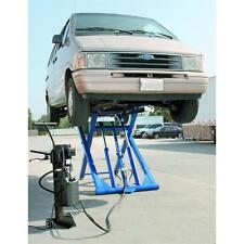 6000 Lb. Capacity Car/Truck Scissor Lift w Hydraulic Pump - New - Free Shipping