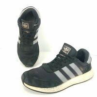 ADIDAS Originals I-5923 INIKI RUNNER Sneakers Boost Black B27872 Mens Size 10
