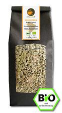 Bio Rohkaffee - Grüner Kaffee Brasil Santos (grüne Kaffeebohnen 1000g)