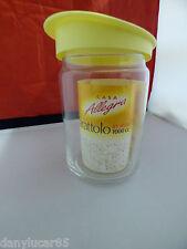 Contenitore porta zucchero, sale, riso, caffè 1000 Cc, coperchio in plastica