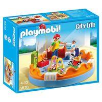 Espace crèche avec bébés - Playmobil City Life
