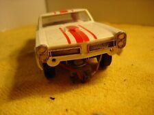 Aurora 1/32 Pontiac GTO Slot Car offered by MTH