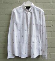 Scotch and Soda cotton shirt, Men L