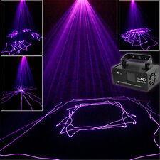 SUNY Mini IR Purple Gobos DMX Stage Lighting DJ Dance Party Home Projecter Light