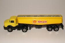 Corgi Mercedes Semi Truck, Shell Oil, Original