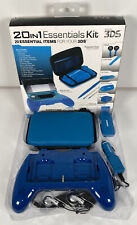 Dreamgear DG-DG3DS-4204 3ds 20 In 1 Essentials Kit-blue (dgdg3ds4204)
