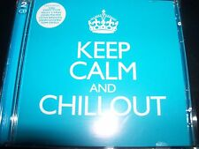 Keep Calm & Chillout Various 2 CD One Direction The Chimes Jeff Buckley Usher Ri