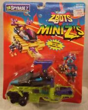 Z-Bots Micro Machines Mini Z's - Spybase 7 Mobile Surveillance Station (MOC)