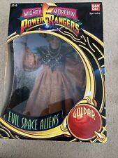 MIGHTY MORPHIN POWER RANGERS Evil Space Aliens GOLDAR 1993 Bandai With Box