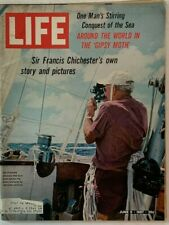 New listing Vintage June 9, 1967 LIFE Magazines - SIR FRANCIS CHICHESTER'S STORY
