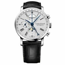 Louis Erard 80231AA21.BDC51 Excellence Collection Automatic Wristwatch