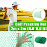 Golf Net Practice Training Aid Driving Impact Screen Netting Heavy Duty Sports