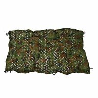 """1mx2m 39*78"""" Woodland Camouflage Camo Net Cover Hunting Shooting Camping Army I5"""