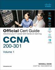 CCNA 200-301 Official Cert Guide, Volume 1&2 - PDF