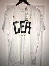 Adidas T-Shirt Mens XL White FIFA World Cup  2018 Germany GEA