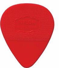 Pick Nylon Rojo Herdim, 10-Pack pesado alemán-hecha de alta calidad de Guitarra Plectrum