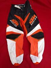 Motorcycle Trousers - KTM Thor Racing - Adult UK34 EU50