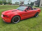 2005 Ford Mustang  2005 FORD MUSTANG V8 CONVERTIBLE GT PREMIUM- 27,750 miles!
