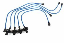 VW Beetle Spark Plug Wires Blue Silicon EMPI 9407 for Air-Cooled Type 1