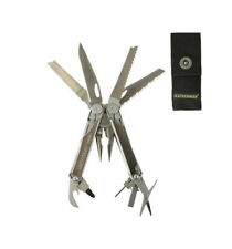 2018 Leatherman Wave Plus Stainless Multitool Sheath C33 Crater