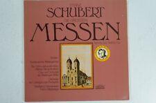 Schubert le grandi fiere 5 e 6 stato opera Vienna Vienna cantanti per ragazzo (lp31)