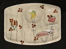 Vintage Jamaica by Royal Sealy Japan Condiment Serving Tray