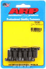 ARP Flexplate Bolt Kit for Chevrolet 90° V6 & 265-454 V8, w/ 2 pc rear seal