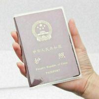 Wasserdichter, klarer Zertifikat Pass Schutzhülle Veranstalter ID Kartensch K7X4