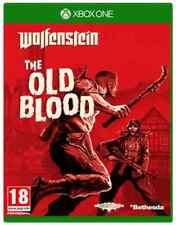Wolfenstein The Old Blood Xbox One Brand New & Sealed