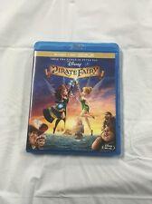 The Pirate Fairy (Blu-ray/DVD, 2014, 2-Disc Set) No Digital