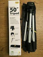 "Brand New!! Pro Series  50"" Tripod -- Original Box with Carry Bag"