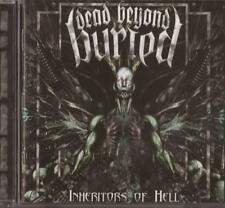 Dead Beyond Buried - Inheritors Of Hell (CD 2010) NEW/SEALED