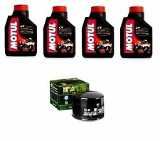 KIT 4LT OLIO 7100 MOTUL 10W40+HF160 BMW F800 GS Triple Black  12